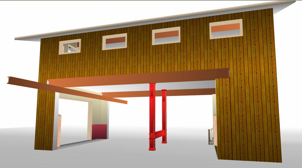 Small monitor barn ideas joy studio design gallery for Monitor style barn plans